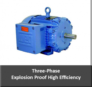 explosion proof motors